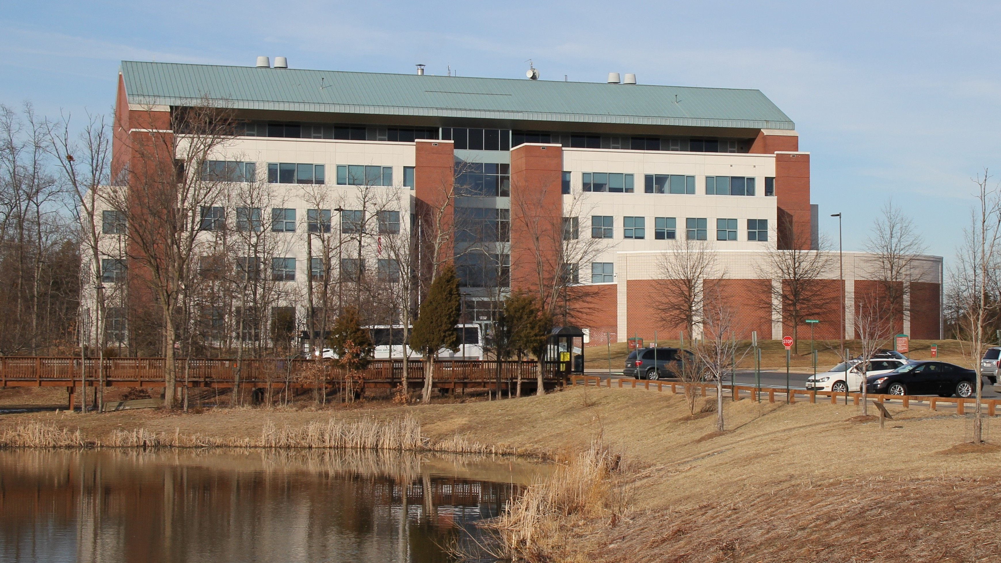 Occoquan Building at GMU