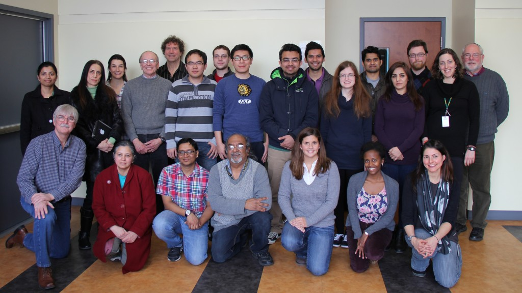 Microbiome Analysis Center Faculty, Staff and Students
